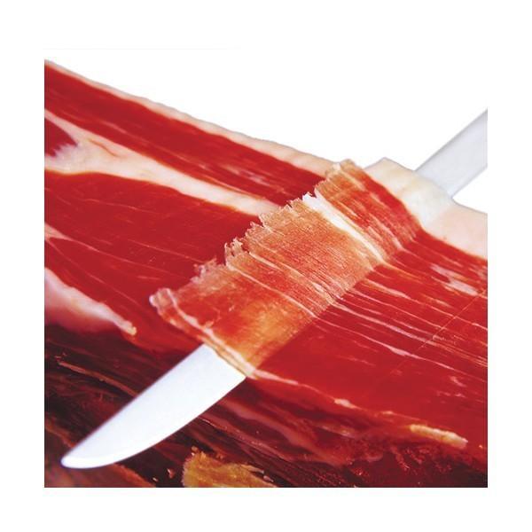 Cuchillo jamonero. Ceramic ham knife