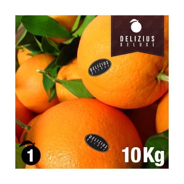 Frutas. Naranjas de lujo