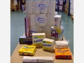 Consumibles y productos de limpieza