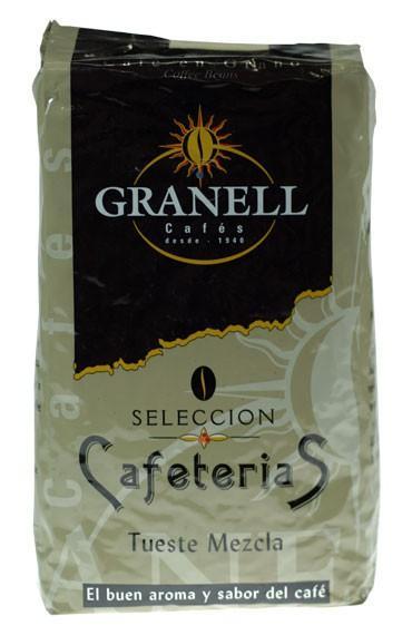 Selección Cafeterías Mezcla. Café molido selección cafeterías
