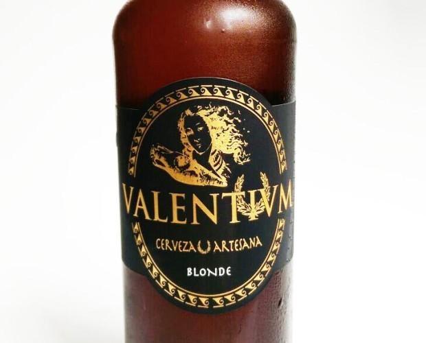 Cerveza Blonde. Cerveza Valemtivm Blonde
