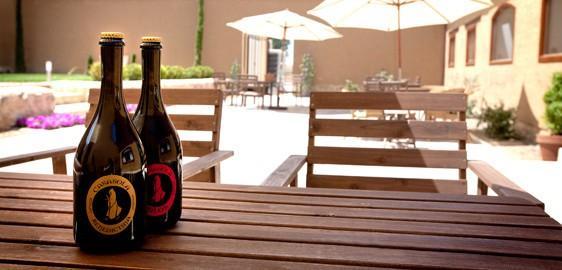 Sabor Inigualable. Cerveza artesanal del tipo lager