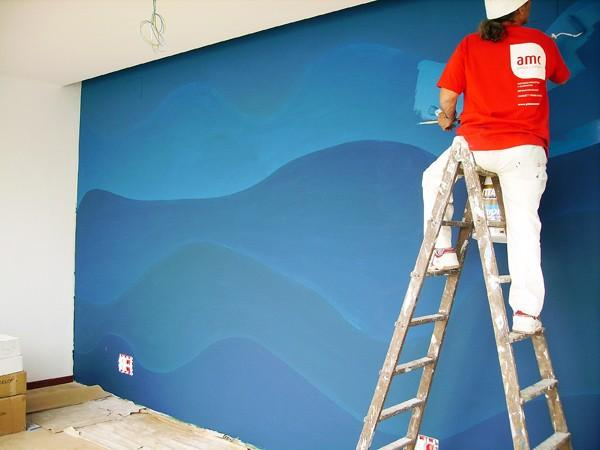 Pintores.Pintura decorativa