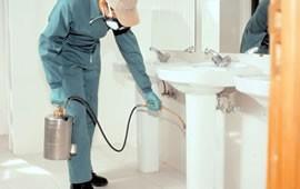 Fumigación y control de plagas. Desinfección y desratización