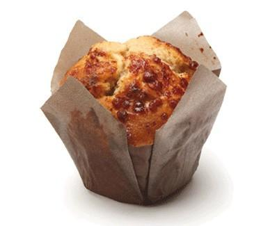 Muffin de manzana. Muffin de manzana y canela, 102 gramos