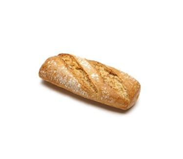 Pan de centeno. Pan de centeno de 135 gramos