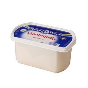 Productos lácteos y grasos. Mantequilla y Margarina