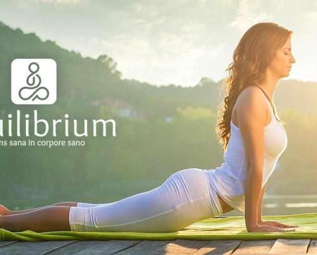 Diseño gráfico para Equilibrium. Plasmamos el sentir de tu empresa