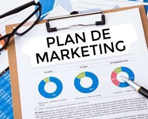 Plan de marketing. Toda web incluye un plan de marketing para promocionar la web en internet y crecer.