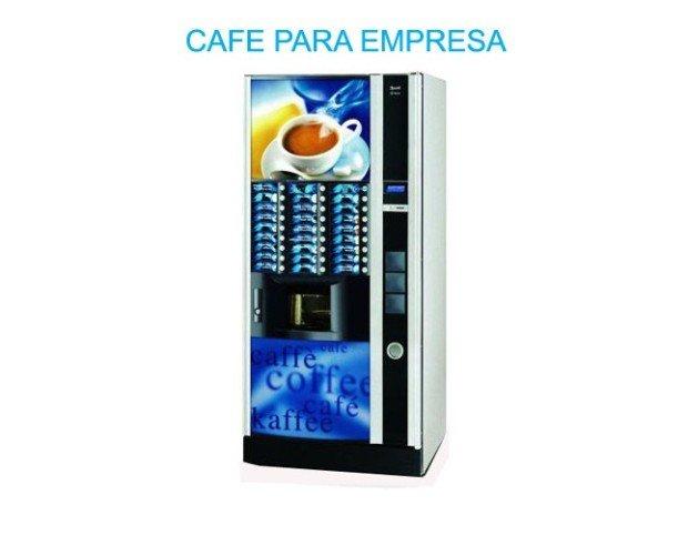 Máquinas vending. Vending de café