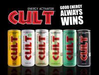 Para bares Cult Raw Energy
