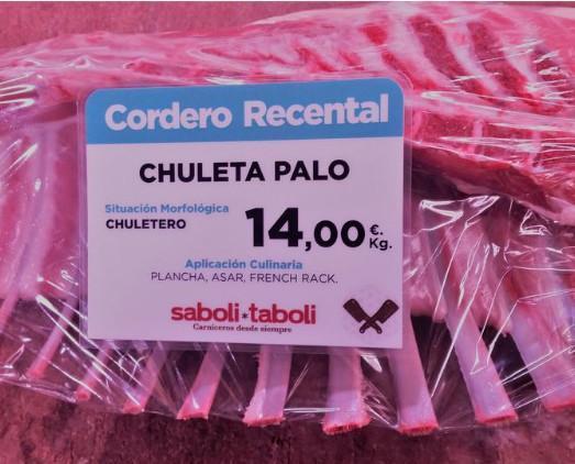 Carne de Cordero.Muy frescas