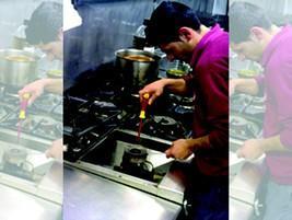 Reparación de maquinaria de hostelería