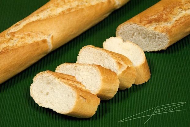 Pan del Día.Baguette ideal para pinchos o pan de mesa