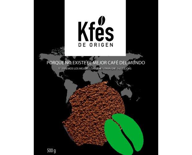 Café Ecológico.Excelente café de origen hondureño