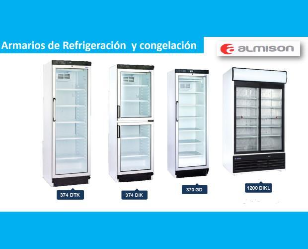 Armario Refrigerador.Armarios de refrigeración y congelación
