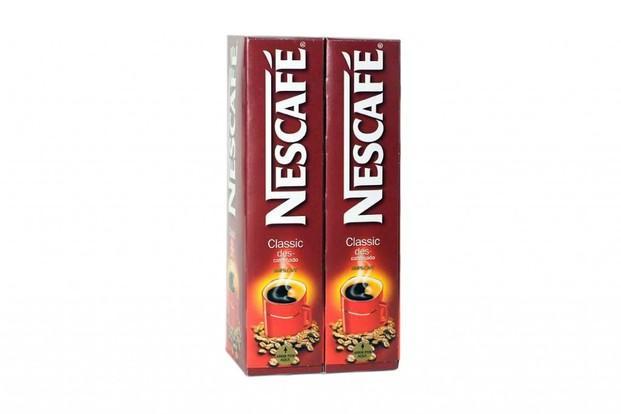 Café Soluble.Café descafeinado soluble Nescafé