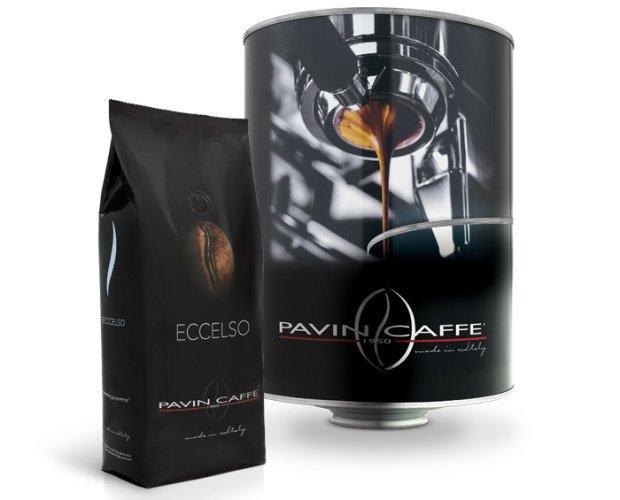 Eccelso. Los granos de café Arábica más prestigiosos y seleccionados
