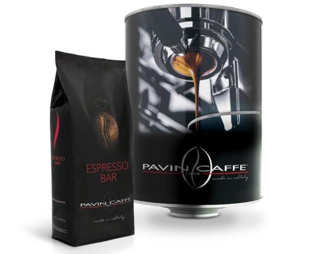 Espresso Bar. Equilibrio perfecto de delicadeza y vivacidad
