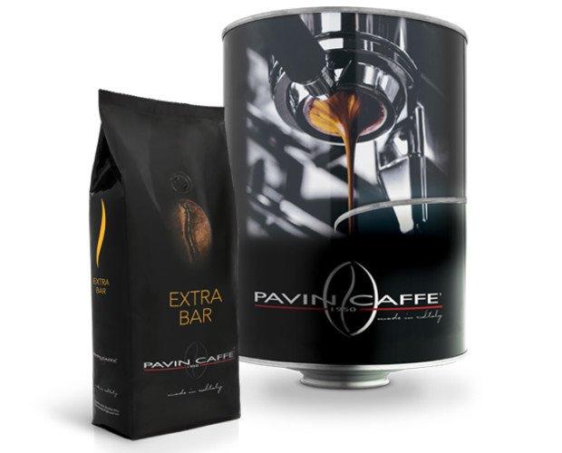 Extra Bar. Espresso de un carácter armonioso, distintivo, rico e intenso