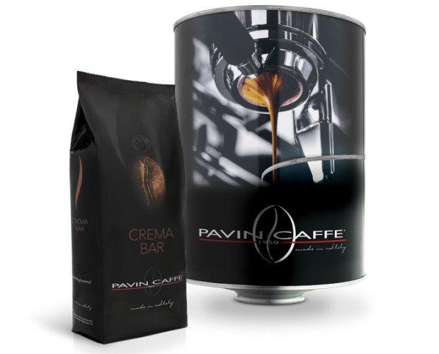 Crema Bar. Espresso de cuerpo fuerte