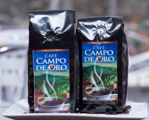 Café Campo de Oro. Comercializamos el mejor café salvadoreño
