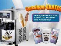 Máquina de helados soft