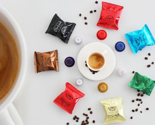 Café en Cápsulas.Cápsulas compatibles. Más cómodo y misma calidad