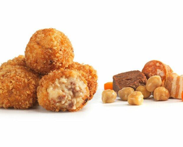 Croquetas de cocido madrileño. Un homenaje a nuestra gastronomía más castiza