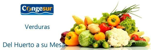 Verduras Congesur. Del Huerto a su mesa
