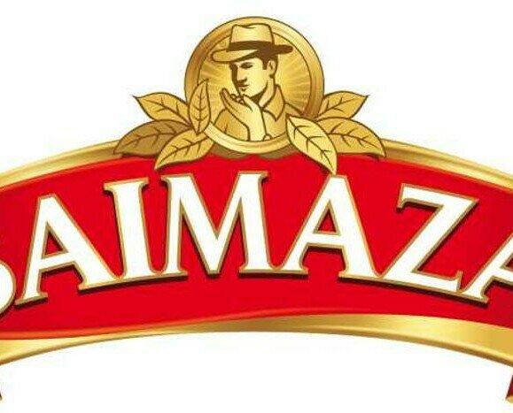 Logo Saimaza. En Millana Lafuente somos distribuidores de café Saimaza