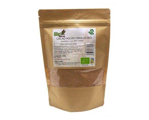 Cacao en Polvo.Cacao polvo criollo
