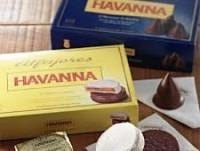 Alfajor y Havannets