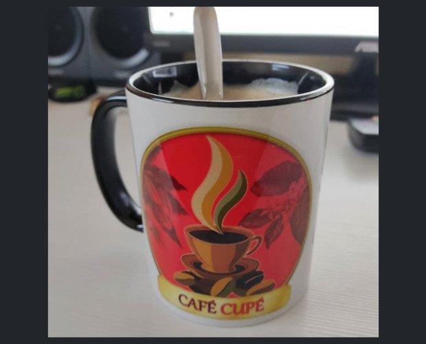 Café Cupé. Tenemos tazas para nuestros clientes