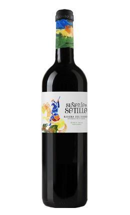 Vinos tintos. D.O Ribera del Duero, Señorio del Sotillo Roble