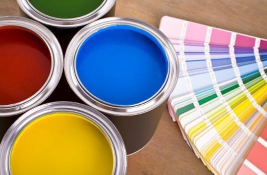 Pintores.Trabajos de pintura