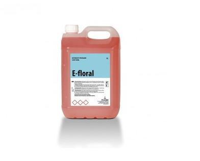 Detergente perfumado. Detergente perfumado neutro con fragancia floral.