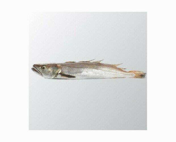 Merluza de Costa. Se captura en costas onubenses aportándole un sabor y textura claramente diferenciado