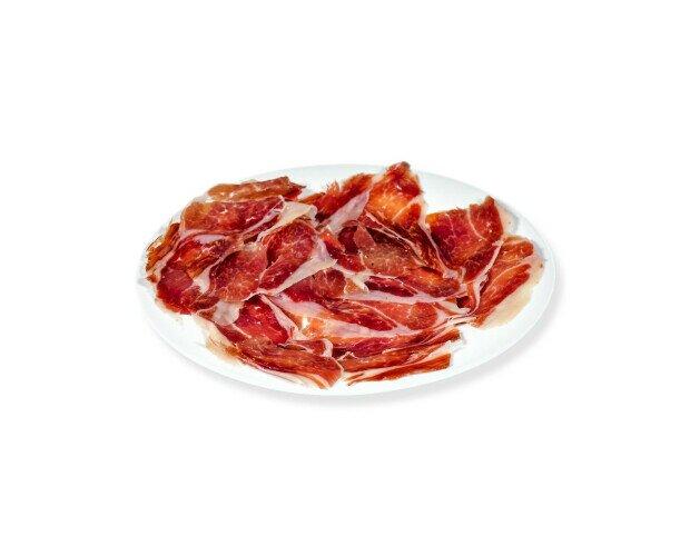 Paleta ibérica de bellota. Representa uno de los productos estrella de la gastronomía onubense
