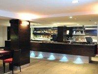 Para bares Decoración interior de restaurante