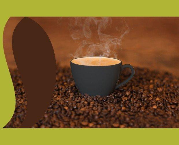 Cafés intenso. 100% natural, equilibrio perfecto.
