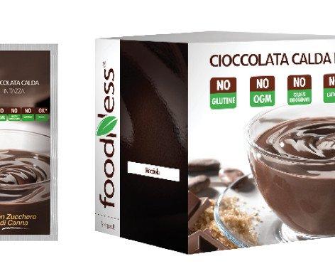 Chocolate. En monodosis