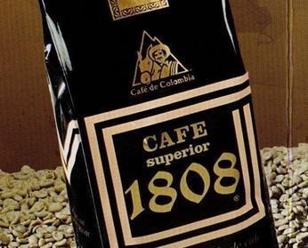 Café colombiano. Café de origen 100% Colombia