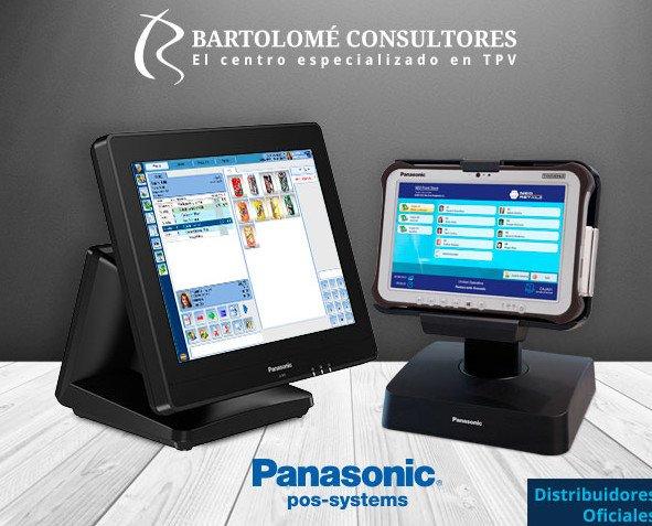 Panasonic2. Sistemas TPV Panasonic