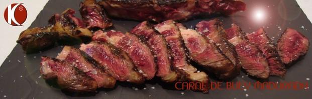Carne de Buey.Exquisitas carnes