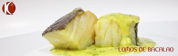 Bacalao Desalado. Delicias del mar