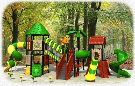 Parques Infantiles. Venta e instalación de parques infantiles