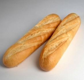 Pan blanco. Big Bocata