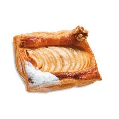 Pastelería. Tarta de manzana mini y normal