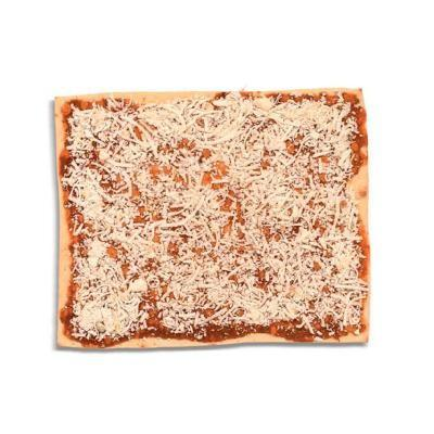 Masas congeladas. Placa para pizza